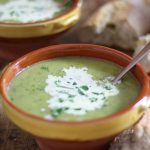 Recipes Made Easy - Pea and Watercress Soup