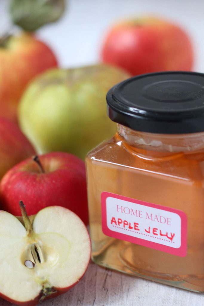 Apple Jelly - Recipes Made Easy