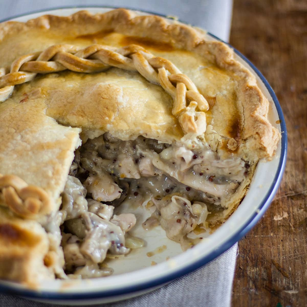 Chicken And Mushroom Pie Recipes Made Easy