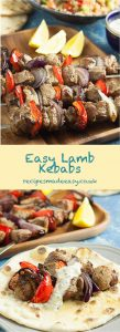 Easy Lamb Kebabs by recipes Made Easy