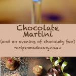 Chocolate martini by Recipes Made Easy